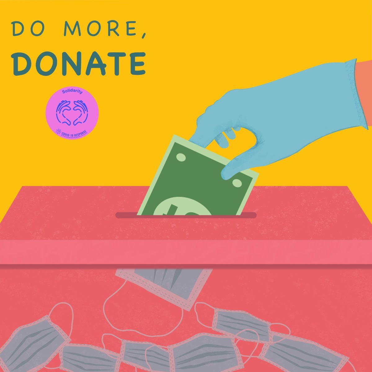 Campagne d'appel au don 2020
